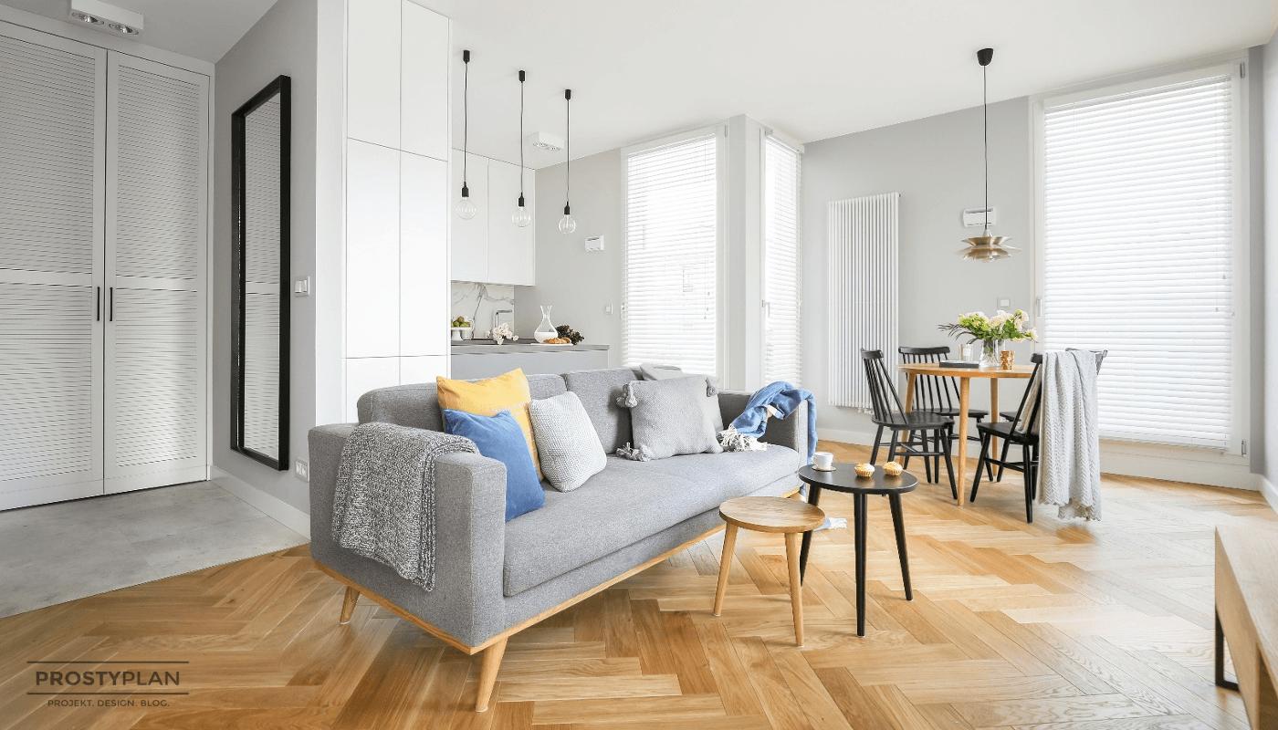 remont wnętrza mieszkania